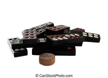 black dominoes 2