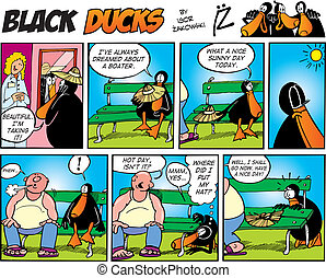 Black Ducks Comics episode 13