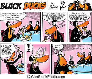 Black Ducks Comics episode 24