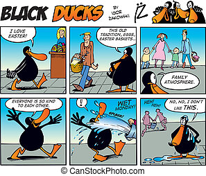 Black Ducks Comics episode 41 - Black Ducks Comic Strip...