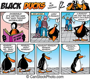 Black Ducks Comics episode 44 - Black Ducks Comic Strip ...
