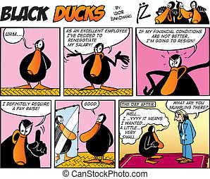 Black Ducks Comics episode 56 - Black Ducks Comic Strip...