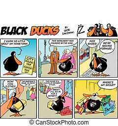Black Ducks Comics episode 62