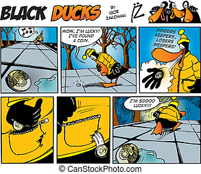 Black Ducks Comics episode 71 - Black Ducks Comic Story...