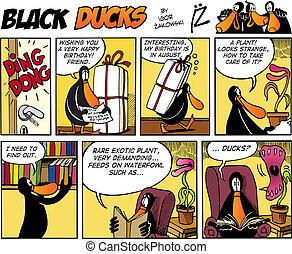 Black Ducks Comics episode 74
