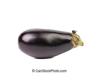 Black eggplant.
