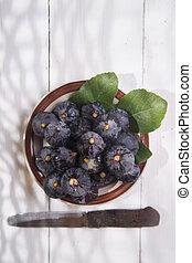 Black fig