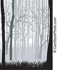 Black Forest White