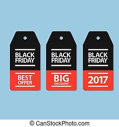 black friday 2017 price tag