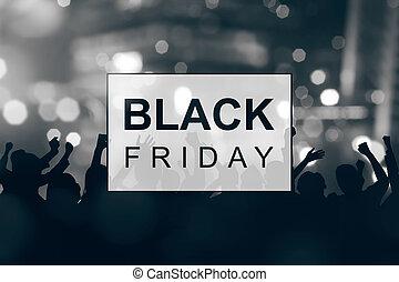 Black Friday announcement