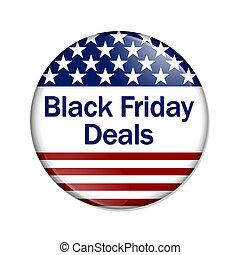 Black Friday Deals Button