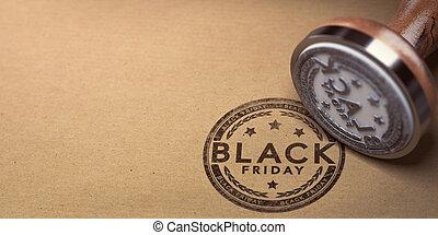 Black Friday Event Background