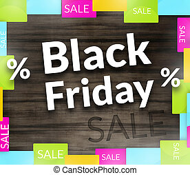 Black Friday Percentage Sale