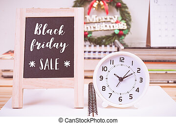 Black friday sale and Holiday sale