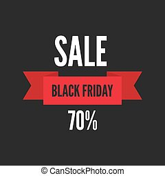 Black Friday sale.