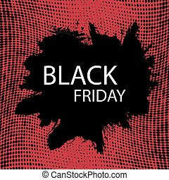 Black Friday Sale handmade lettering, calligraphy with film...