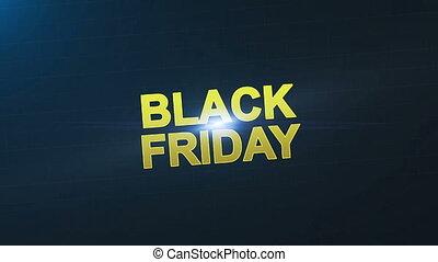 Black Friday Sale on Black Felt