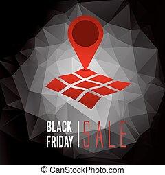 Black Friday sale promo text