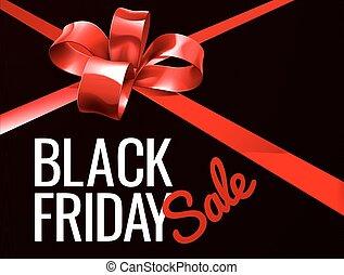 Black Friday Sale Sign