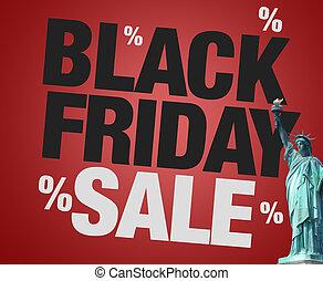 Black Friday Sale statue of liberty usa