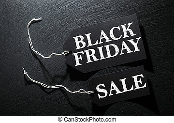 Black Friday Sale tag background