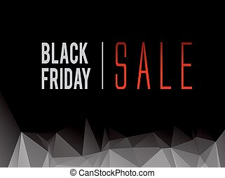 Black Friday sale text