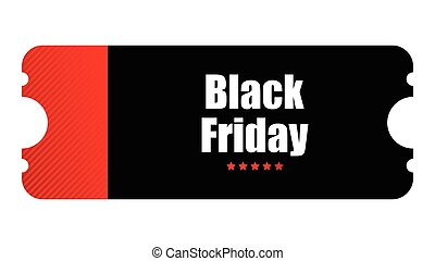 Black Friday special event ticket, movie night
