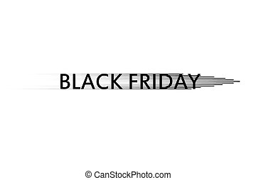 Black Friday Speed icon on the white background ,