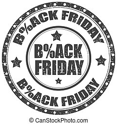 Black Friday-stamp