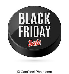 Black friday - Black Friday button discounts, increasing...