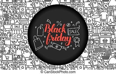 Black Friday Website Banner
