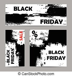 Black friday white set