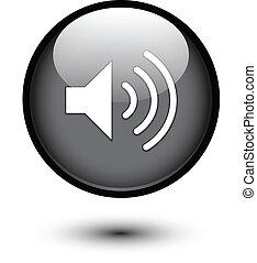 speaker button