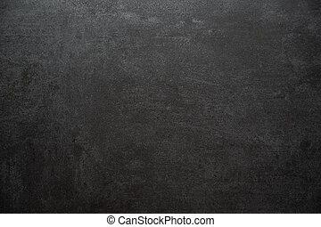 black grunge concrete stone background texture with light gradient