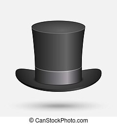 Black Hat isolated