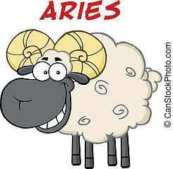 Black Head Ram Sheep Under Text