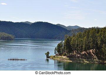 Black Hills lake