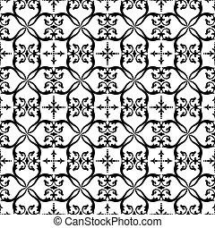 Black lace network