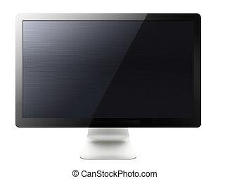 LCD tv screen