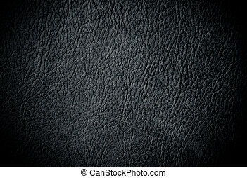 Black leather for background usage