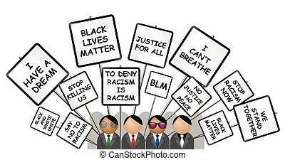 Black Lives Matter demonstration - International human ...