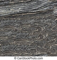 Black marble background. Seamless square texture, tile ready.