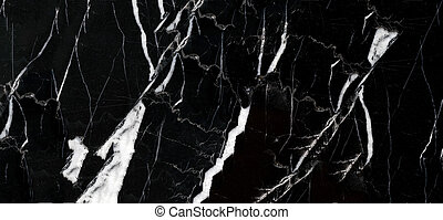 black marble pattern with white line background