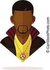 Black Men Avatar
