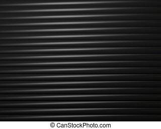 black , metaal, achtergrond