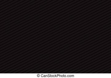 Black metal stainless steel background with diagonal stripes