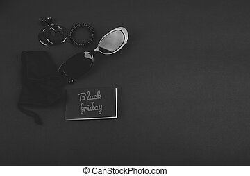 Black friday sale concept
