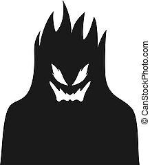 black monster draw