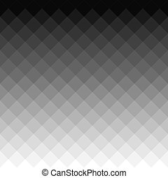 black n white gradient contour abstract 3d geometrical cubes seamless pattern background for wallpaper, pattern, web, blog, surface, textures, graphic & printing
