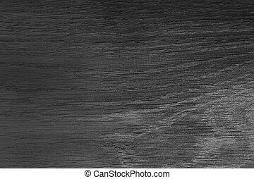 Black natural oak texture, bog oak wood background.